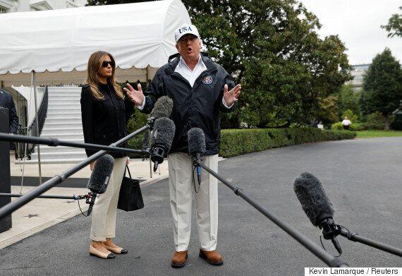 마놀로 블라닉이 논란에 휩싸인 멜라니아 트럼프의 힐 착용에 대해 입을