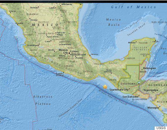 멕시코 남부서 규모 8.0 강진