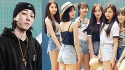 걸그룹 '여자친구'와 래퍼 '넉살'이 광주에서
