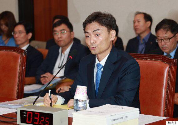 여당 의원마저 두 손 든 '변희재 초청' 논란에 대한 박성진 후보자의 해명