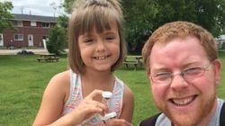 이 소녀가 곤충학 저널에 공동필자로 이름을 올리게 된 사연은