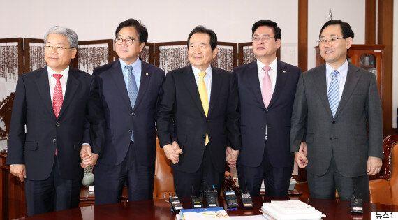 여야가 김명수 대법원장 후보자 임명동의안을 21일 본회의서 표결하기로