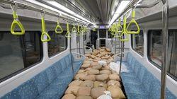 서울시가 지하철 택배를 고민