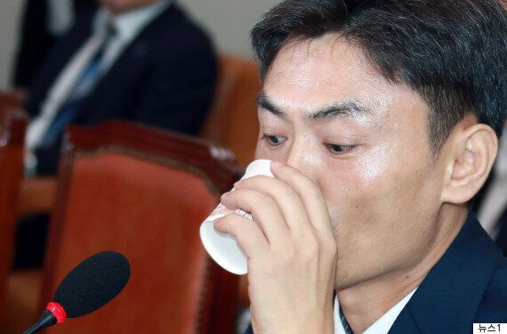 박성진 후보자 청문보고서가 여당의 묵인 속에 '부적격' 의견으로