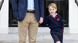 조지 왕자의 학교에 경찰이 출동한