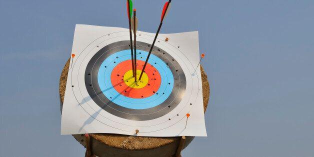Arrows in a
