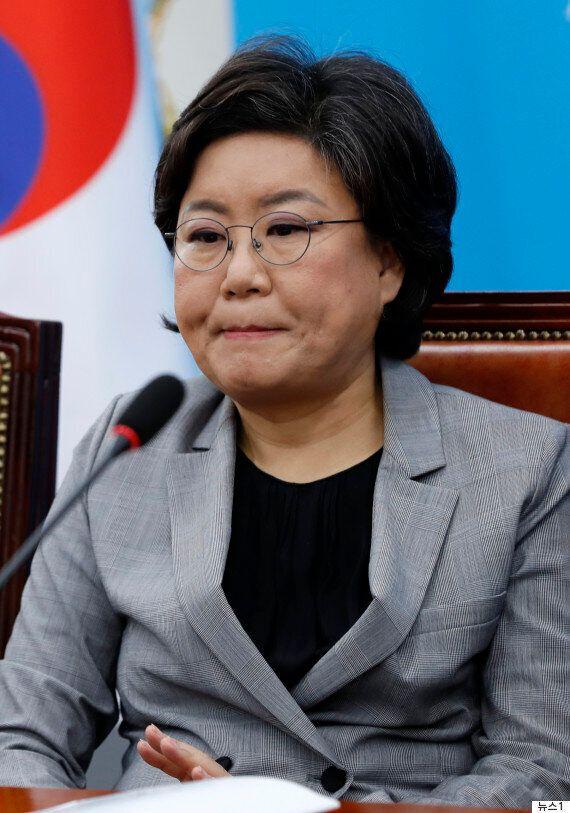 '금품 수수' 의혹 받아온 이혜훈 의원이 바른정당 대표직을