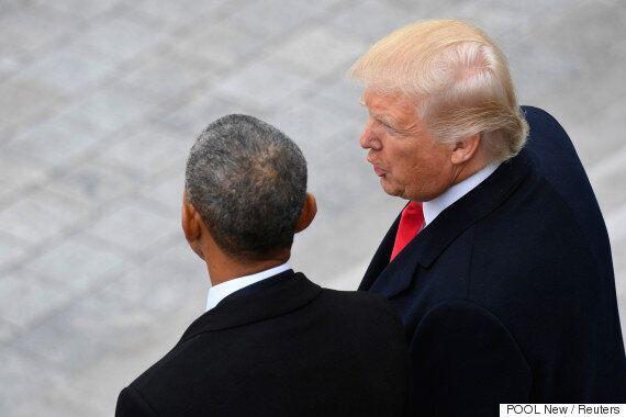 트럼프 지지층에 균열 가능성이 있다: 예전에 오바마를 찍었던