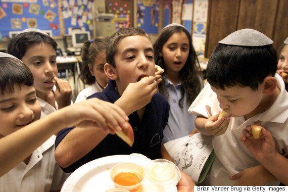 오늘 유대인의 설인 '로쉬 하샤나'에는 뭘 먹어야