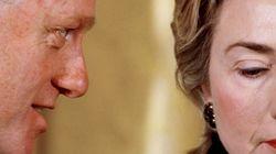 힐러리가 바람둥이 남편 빌 클린턴과 이혼하지 않은 이유를