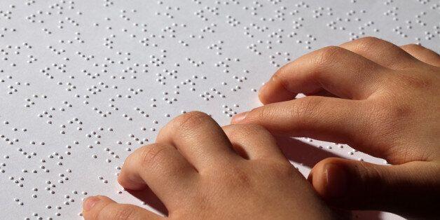 수능은 시각장애인의 무엇을