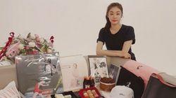 김연아의 팬들이 어마어마한 기부를