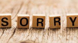 거절할 때 절대 '미안하다'고 하지 말아야 할