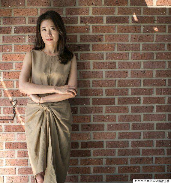 [허프인터뷰] 문소리가 '여배우 문소리'를 주인공으로 영화를 만든