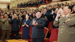 김정은이 6차 핵실험을 자축하는 파티를