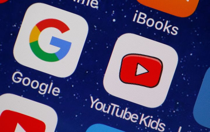 YouTube's children's version, YouTube Kids, does track information about what kids are watching in order to recommend v