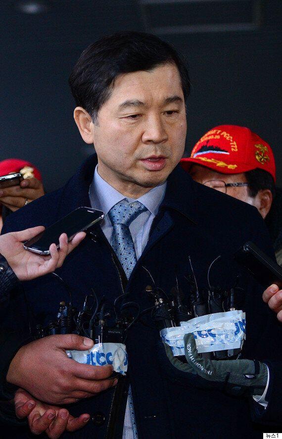 '항소 지각' 김기춘 전 실장이 화려한 변호인단을