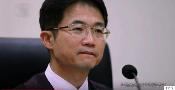 '호통판사' 천종호 판사가 '부산 여중생 폭행' 사건에 대해 입을