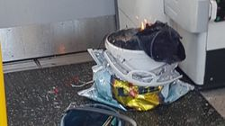 런던 지하철서 갑자기 폭발을 일으킨