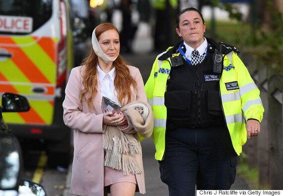 출근길 지하철서 갑자기 폭발 발생한 영국 런던 상황(사진,