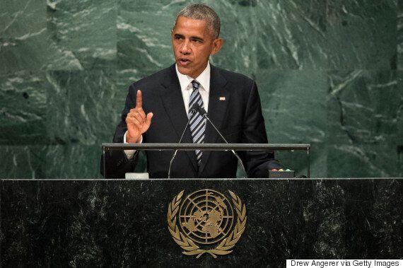 도널드 트럼프의 유엔총회 연설에서 발견한, 매우 불길한