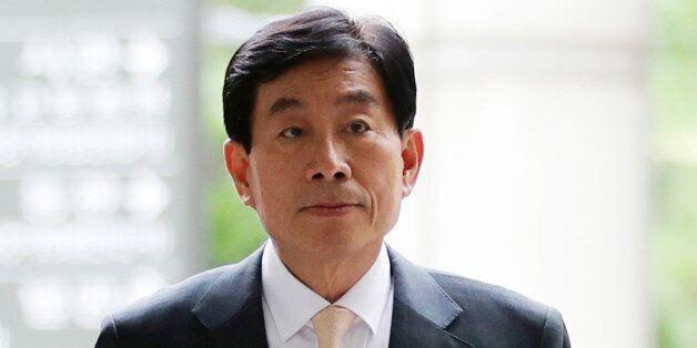 원세훈 전 국정원장 부인이 '갑질 의혹'에 대해 입을
