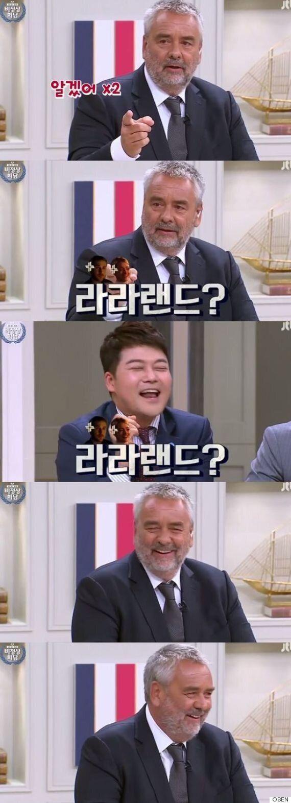 '비정상회담' 뤽 베송