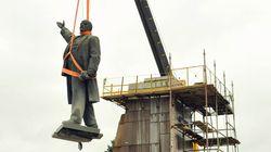 우크라이나에서 모든 레닌 동상이