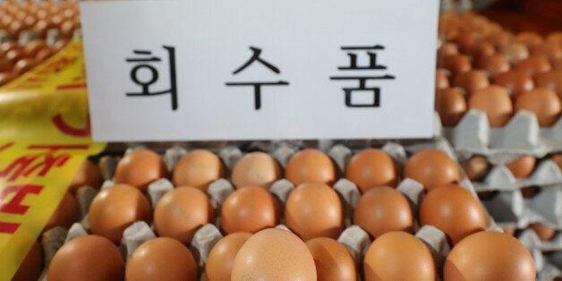 '살충제 계란' 전수조사 결과 49개 농장이 '부적합' 판정을