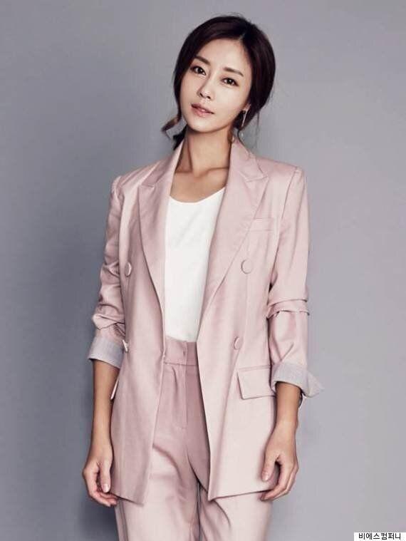 쥬얼리 출신 연기자 이지현이
