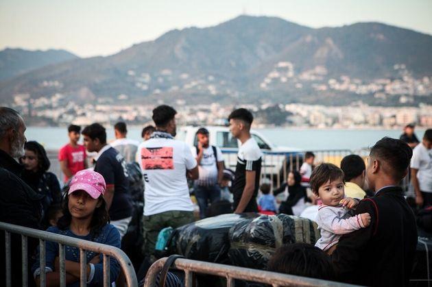 Σε έξαρση το μεταναστευτικό: 5.813 αιτήσεις ασύλου στα νησιά του βορείου Αιγαίου τον