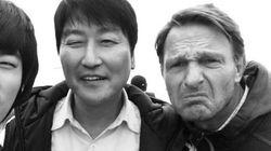 류준열이 '천만 기념'으로 남다른 윙크 사진을