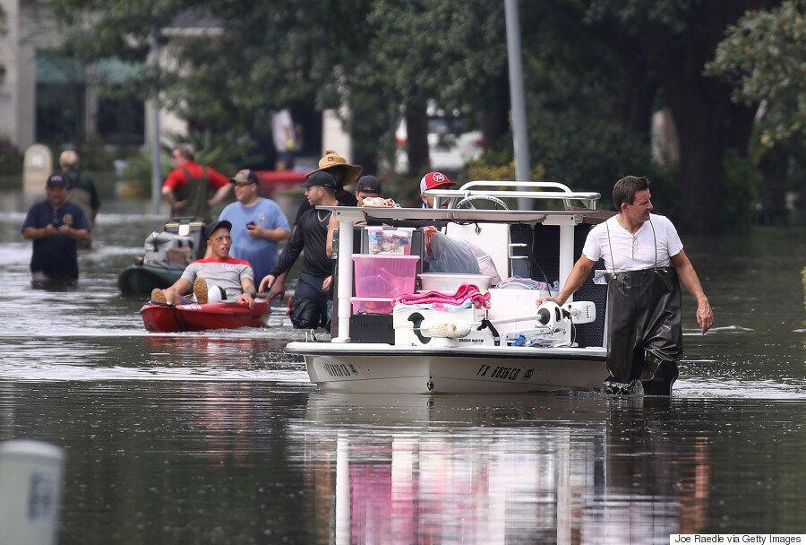 '140조원의 피해' 허리케인 하비가 휩쓸고 간 텍사스의 현재