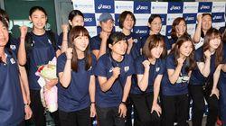 여자배구, 아시아선수권대회 3위를