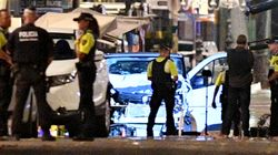 바르셀로나 '차량돌진' 테러로 13명이