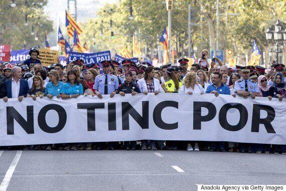 스페인 시민 50만명이