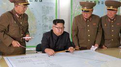 북한이 방금 6차 핵실험을 실시한 것으로