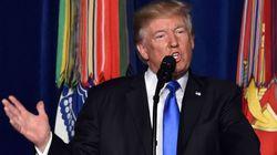 트럼프가 '아프간 추가 파병' 가능성을