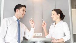 흡연자와 비흡연자의 노동시간 차이를 인정한