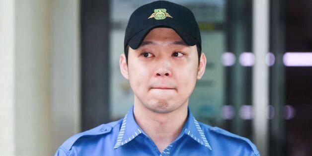 '1심 무죄' 박유천 무고 혐의 여성 항소심에서 나온