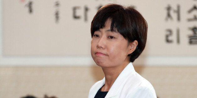 이유정 헌법재판관 후보자 자진 사퇴했다(사퇴 입장