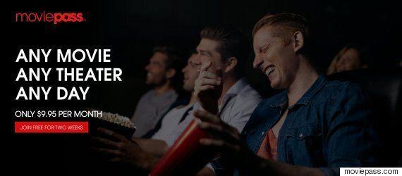 월 10달러에 매일 극장에서 영화를 볼 수 있는 서비스가 미국에서