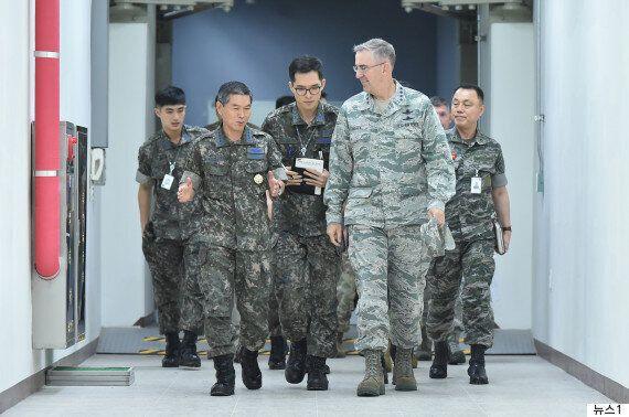 북한이 UFG를 비난하며