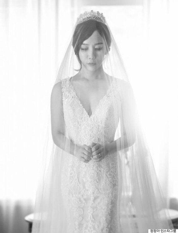 정정아, 오늘 ★들 축하 속 사업가와 결혼..유재석 사회·강하늘