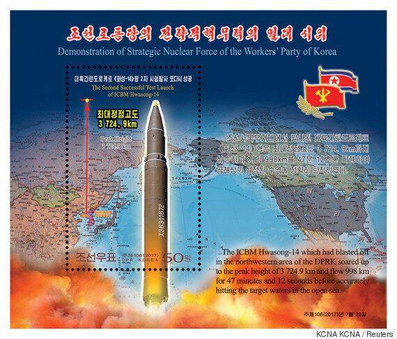 국제사회는 북한 미사일 발사에 신속하게 반응해야