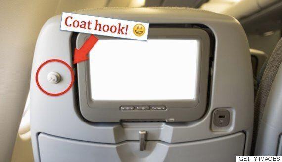 비행기 앞좌석에 붙어있던 이 고리의 진짜