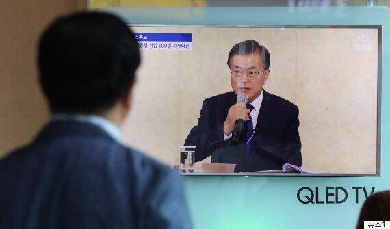 문재인 대통령이 일본 과거사 문제에 대한 정부의 태도를