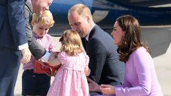 어쩌면 이 사랑스러운 가족은 영국 왕실의 암묵적 규율을 어겼을지