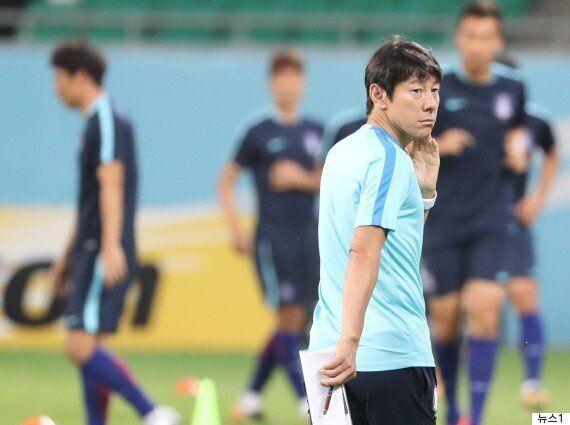 한국 축구대표팀이 월드컵 본선에 갈 수 있는 '경우의 수'