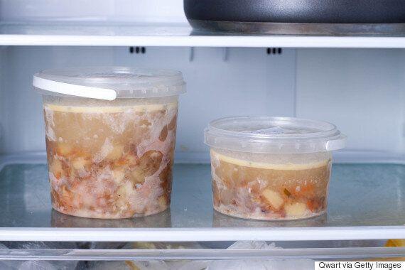 얼려도 되는 음식들과 냉동 보관 가능한 권장 기간 + 절대 얼려서는 안 되는